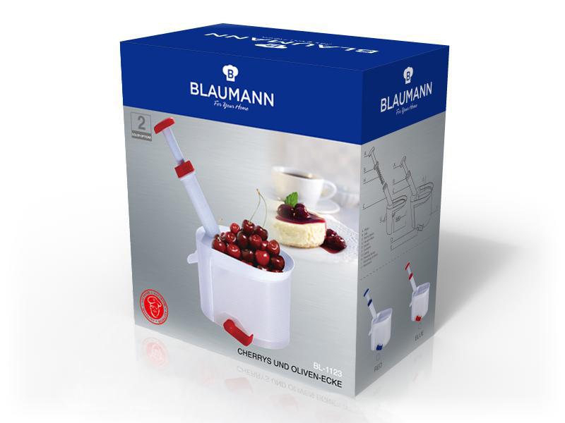 D noyauteur cerise et olive blaumann bl 1123 destockage grossiste for Ustensiles de cuisine belgique
