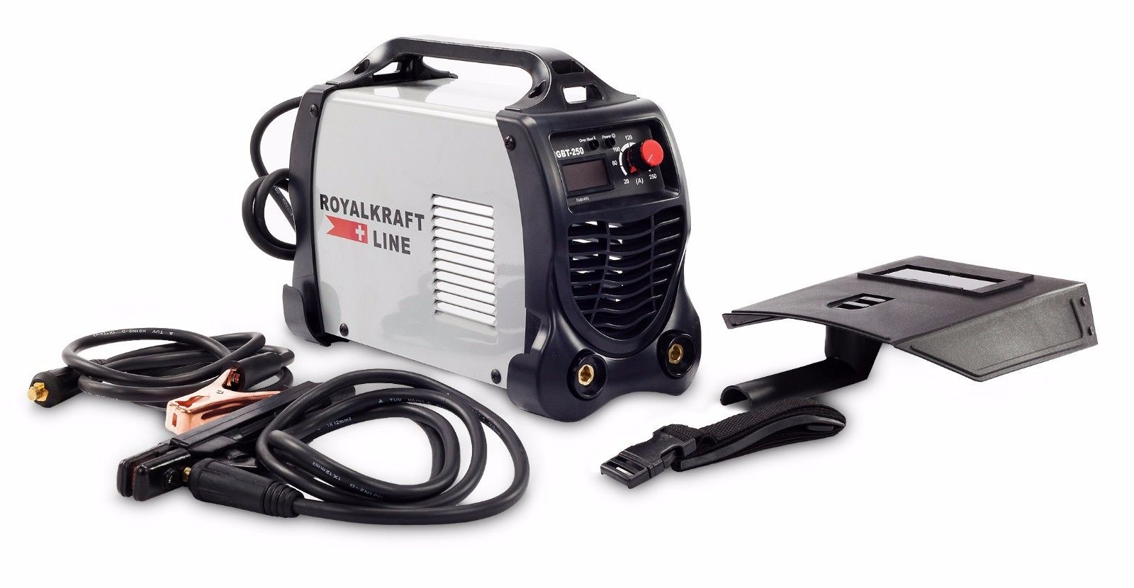 royalkraft line igbt 250dg mma inverter tig welding machine igbt 250dg wholesale deals