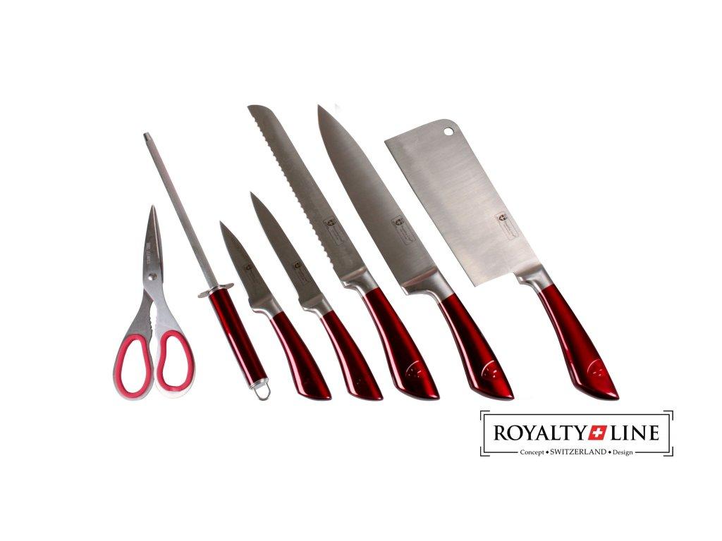 royalty line rl kss804 set de couteaux 8 pi ces royalty line rl kss804 grossiste poeles. Black Bedroom Furniture Sets. Home Design Ideas
