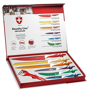 """Home » Search results for """"Couteau Superlux Swiss 6pcs Knife Set"""""""