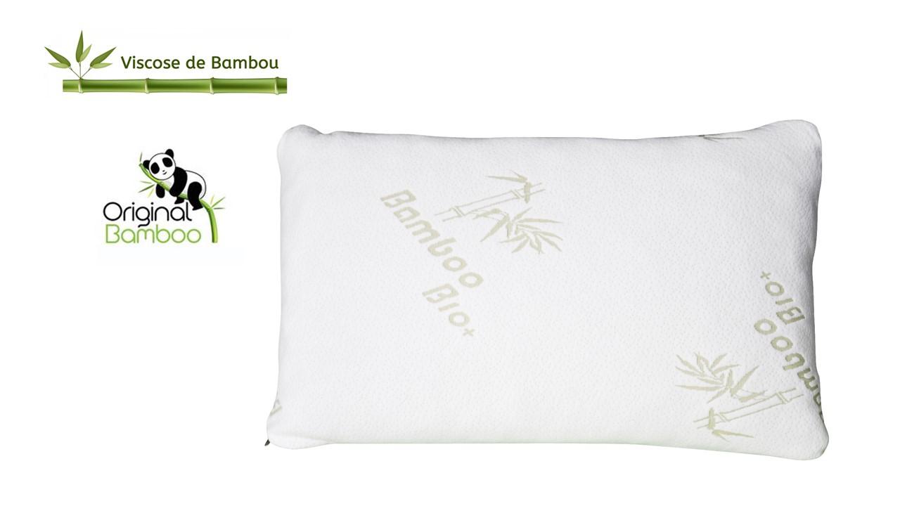 royalty comport hg 5076bmc la housse d 39 oreiller en bamboo. Black Bedroom Furniture Sets. Home Design Ideas