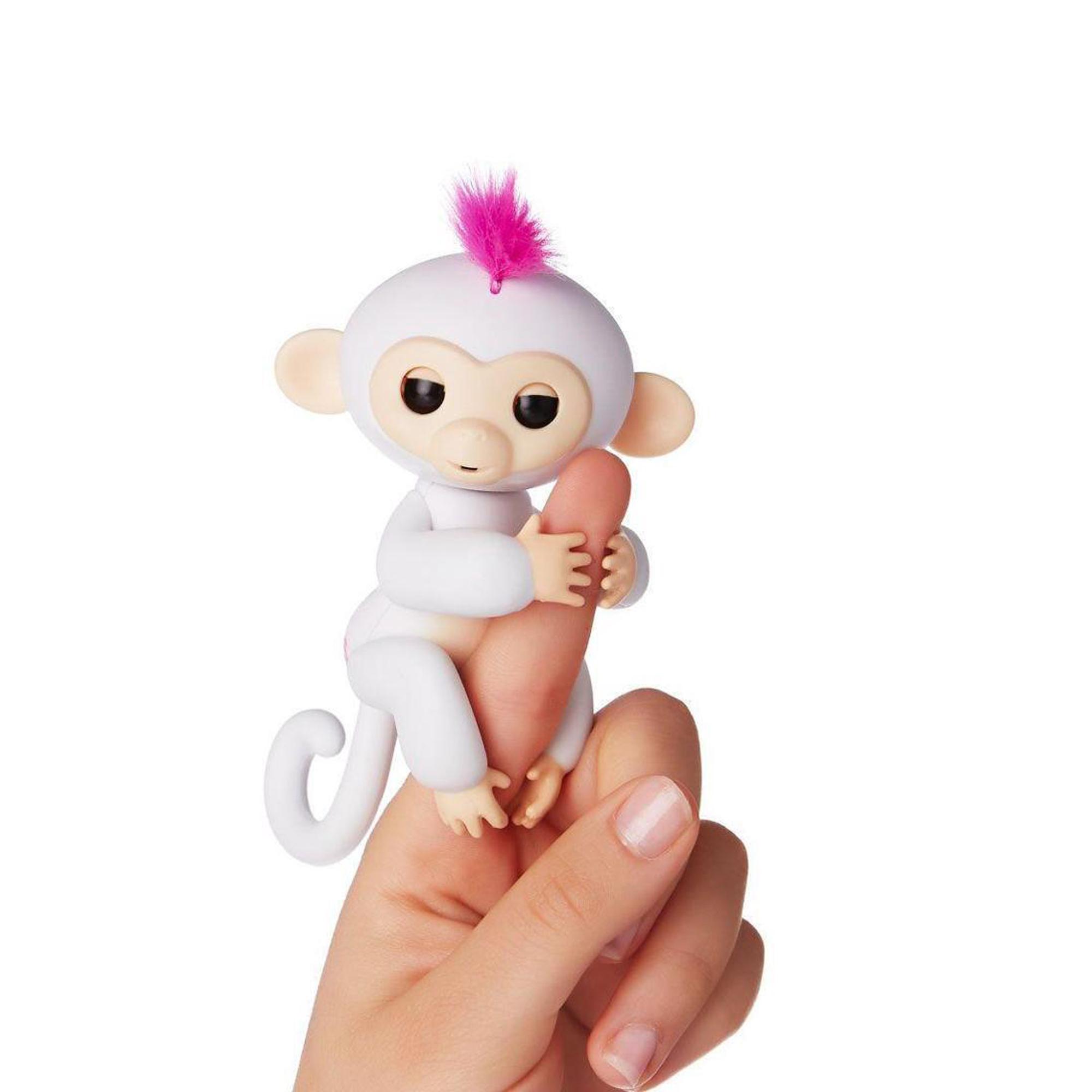 Cenocco CC-9048; Happy Monkey Blanc