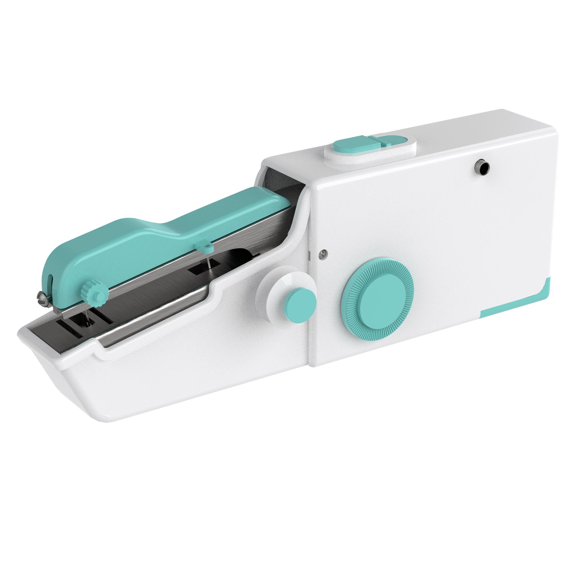 Cenocco CC-9073: Machine à Coudre à Main Easy Stitch Turquoise