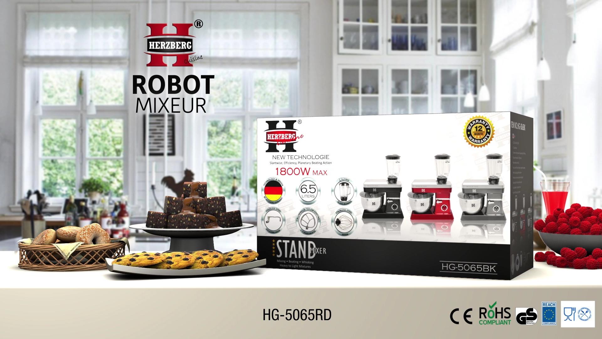 Https Www Msy Be Herzberg Hg6019 Batterie De Cuisine En
