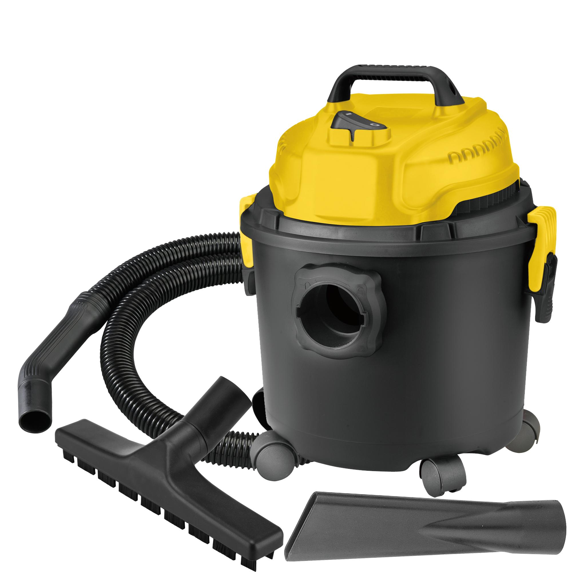 Herzberg HG-8019: Aspirateur eau et poussière