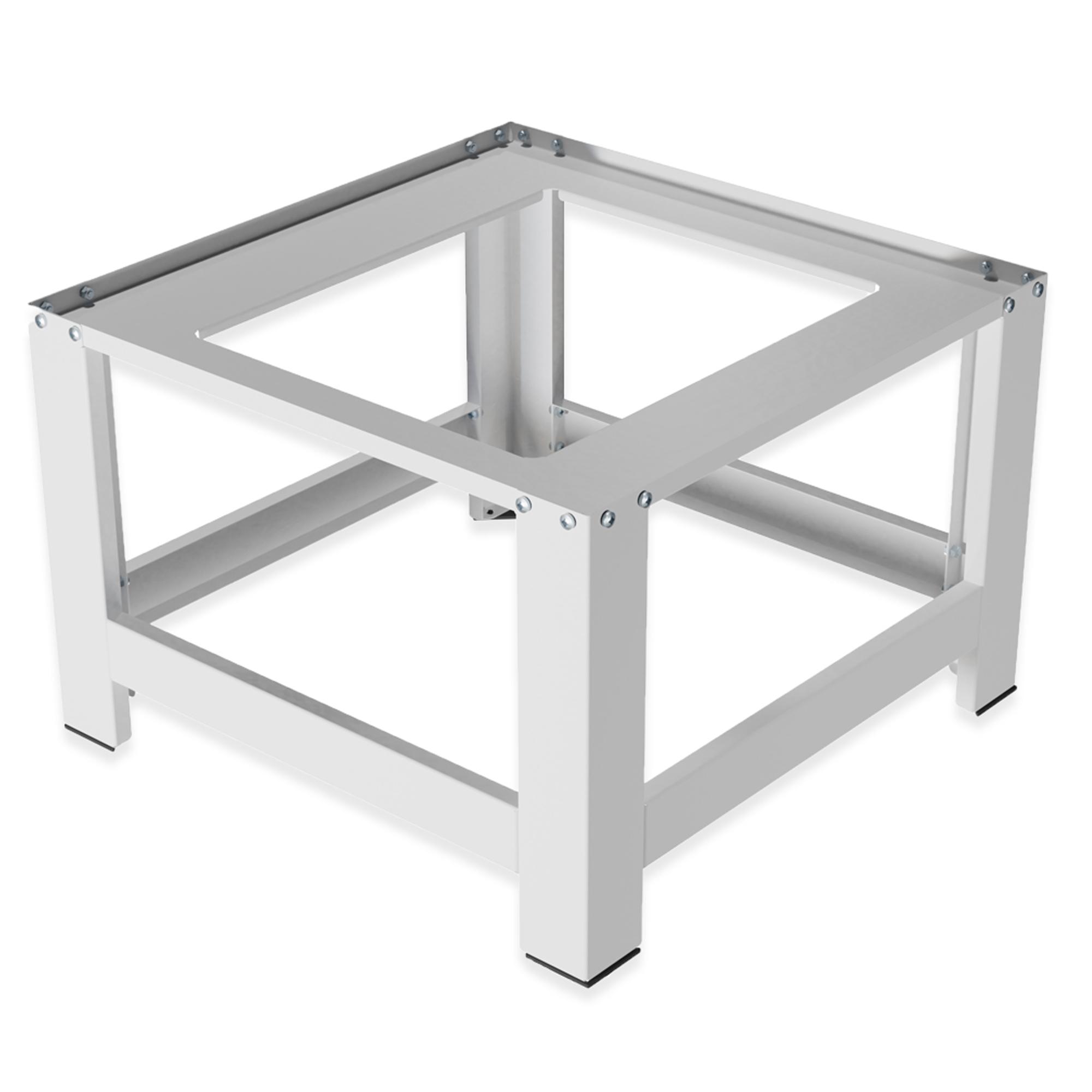 Herzberg HG-WP1 : Socle universel pour lave-linge Blanc