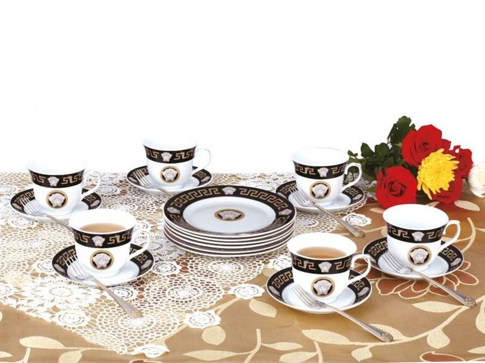 zillinger zl 742 tea service for 6 people zl 742 wholesale deals