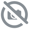 Royalty Line PKM-1900.7BG; 3 in 1 food processor with 1900 watts max Color : Red